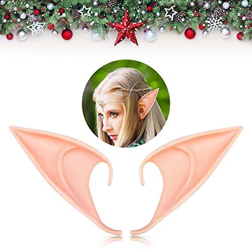 VIVREAL Cosplay Elf Ears - 1 Pair Cosplay