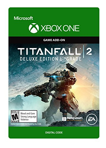 Titanfall 2: Deluxe Upgrade - Xbox One Digital Code