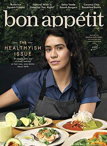 Magazines : Bon Appétit Magazine