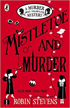 Image result for mistletoe and murder