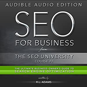 SEO for Business Audiobook