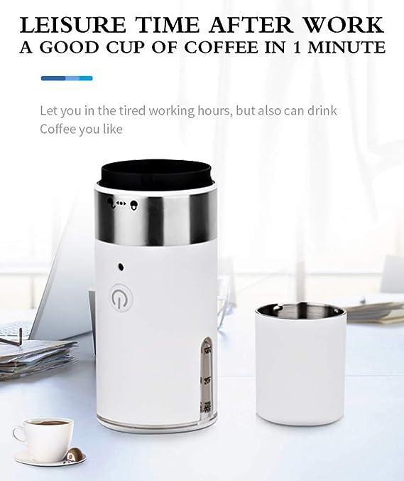 Portátil de viaje Cafetera, Máquina de K-Copa Cápsula de café con ...