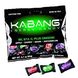 Kabang Energy Candy with Vitamin C, Vitamin B12, B6 and Ginseng (12)