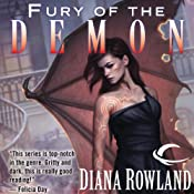 Fury of the Demon: Kara Gillian, Book 6 | Diana Rowland