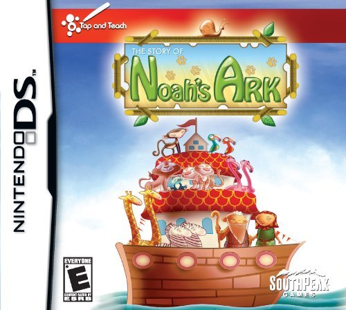 Noah's Ark - Nintendo DS by Southpeak (Ds Game Old 4 Year For)