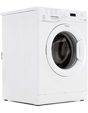 Hotpoint WMBF844P Washing Machine 8 Kilogram Polar White [Energy Class A+++]