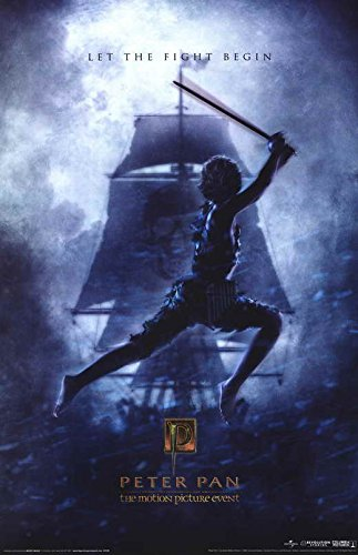 0529d6a72c8ae Amazon.com: Peter Pan POSTER Movie (11 x 17 Inches - 28cm x 44cm ...