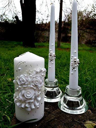 Magik Life Unity Candle Set for ...