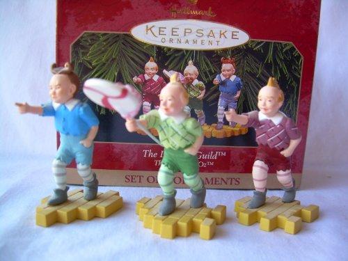 1998 Hallmark Ornament The Wizard of Oz The Lollipop Guild