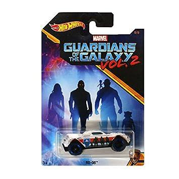 Hot Wheels 2017 Guardians of the Galaxy 1:64 Vol. 2 (RD 08)