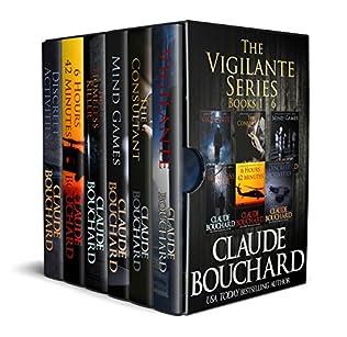 book cover of The Vigilante Series Books 1 to 6
