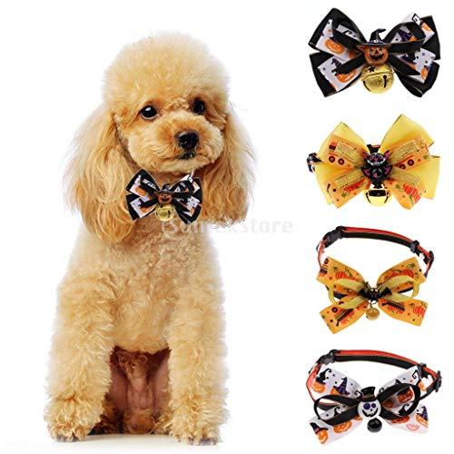 Collars - Adjustable Halloween Dog Collars Pet Special Designed Collar - Girl Necklaces Under Dress Say Cuffs That Blue Custom Umbrella