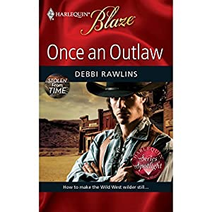 Once an Outlaw Audiobook