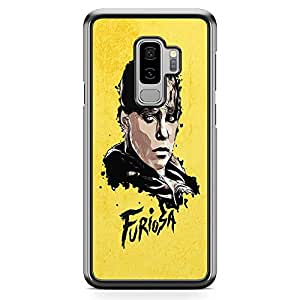 Loud Universe Furiosa Art Samsung S9 Plus Case Madmax Furiosa Samsung S9 Plus Cover with Transparent Edges