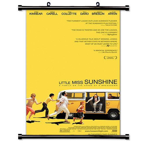Little Miss Sunshine Movie Wall Scroll Poster (32x45) Inches