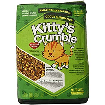 Amazon Com Kitty S Crumble All Natural Coconut Husk Cat