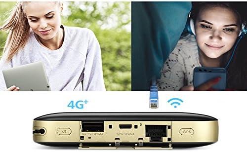 4G pocket router
