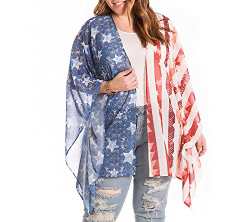 Eyeshadow-Plus-Size-Americana-Kimono