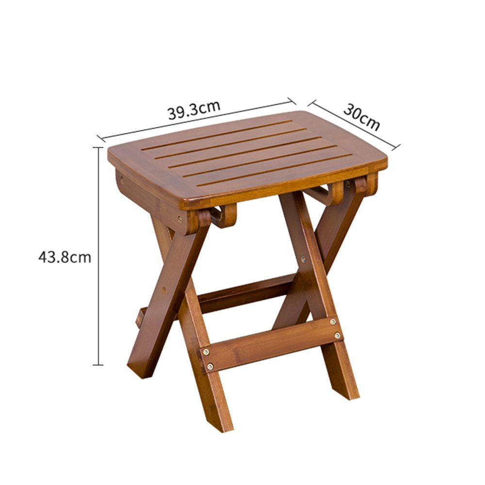 YNN ソリッドウッド折りたたみテーブル世帯テーブルポータブルダイニングテーブル屋外バンブーストールスクエア折りたたみテーブル (サイズ さいず : 70*70*70cm) B07F6CVNLC 70*70*70cm 70*70*70cm