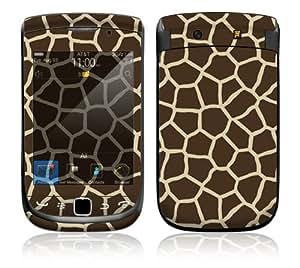 Giraffe Print Decorative Skin Cover Decal Sticker for BlackBerry Torch 9800 Slider Cell Phone