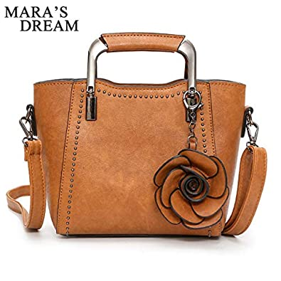 e37afbef03 Image Unavailable. Image not available for. Color  Mara s Dream Women  Handbag PU Leather ...