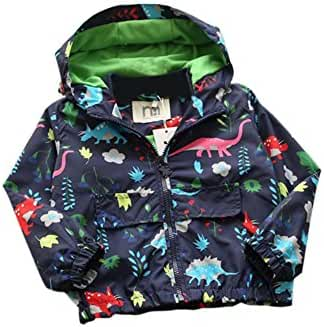 BOBORA Baby Boy Girl Coat Hoodie Outwear Jackets Windbreaker