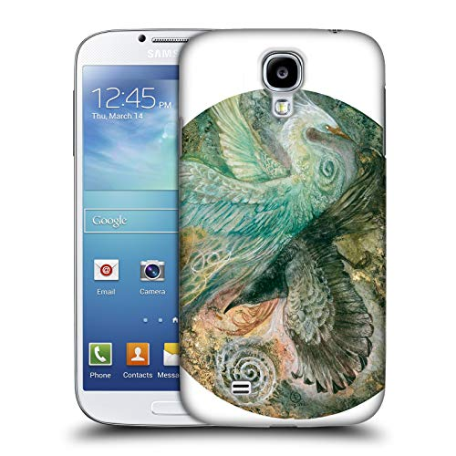 Official Stephanie Law Divergent Birds Hard Back Case for Samsung Galaxy S4 - Phone Divergent S4 Galaxy Case