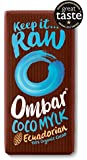 Ombar Coco Milk Bar 35 g (Pack of 10)
