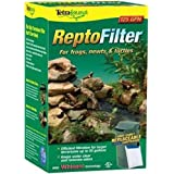 Tetra ReptoFilter Terrarium Filter, 125 GPH for 55 Gallon Aquatic Terrariums