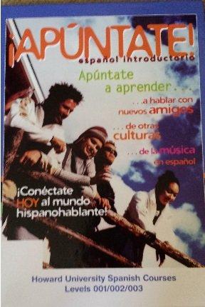 Apuntate Espanol Introductorio