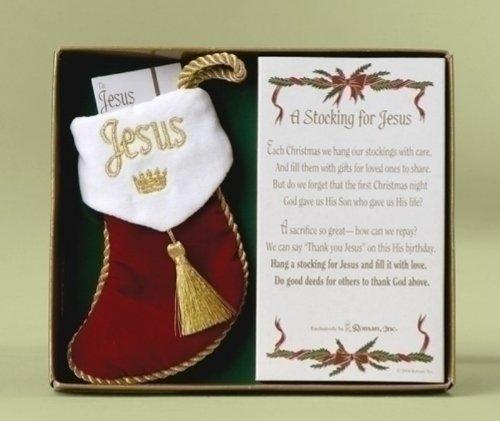 Jesus Stocking - 1