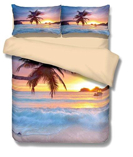 beach bedding full - 4