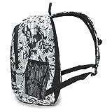 Nike Hayward 2.0 Printed Grey Backpack