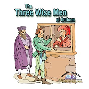 The Three Wise Men of Gotham Audiobook