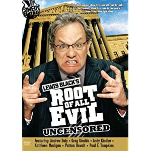 Lewis Black's Root of All Evil | NEW COMEDY TRAILERS | ComedyTrailers.com