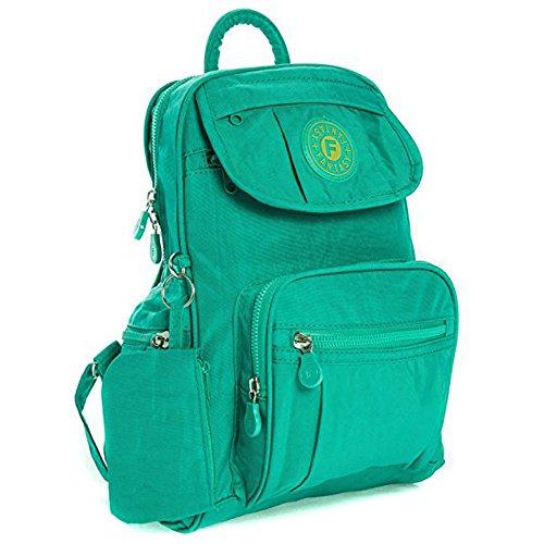 ydezire® Unisex Mini mochila mochila infantil/adolescente mochila escolar colegio bolsa de hombro para mujer Turquoise/013K