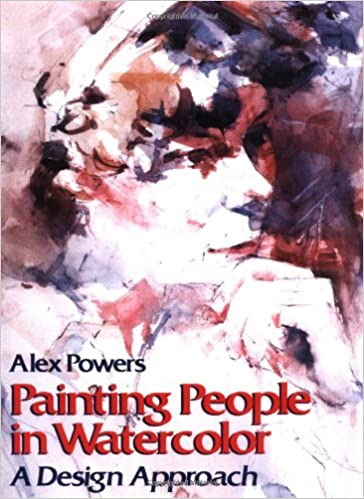 A Design Approach Painting People in Watercolor