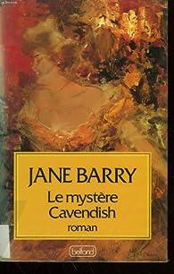 Le mystère Cavendish  par Jane Barry