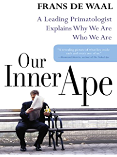 The age of empathy natures lessons for a kinder society kindle our inner ape a leading primatologist explains why we are who we are fandeluxe Images