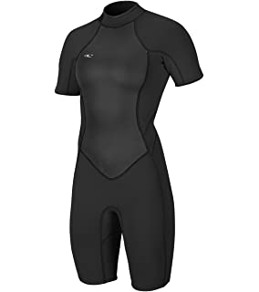 Amazon.com  O Neill Wetsuits Womens 2 1 mm Bahia Short Sleeve Spring ... 1d6930014