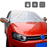 """Car Windshield Sunshades - Universal Car Sun Shade Protector Front Window Cover for maximum UV and Sun protection Fit for Truck SUV (55"""" W x 93"""" L)"""