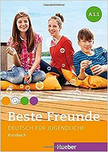 Beste Freunde A1.1 Kursb. por Elisabeth Graf-riemann epub