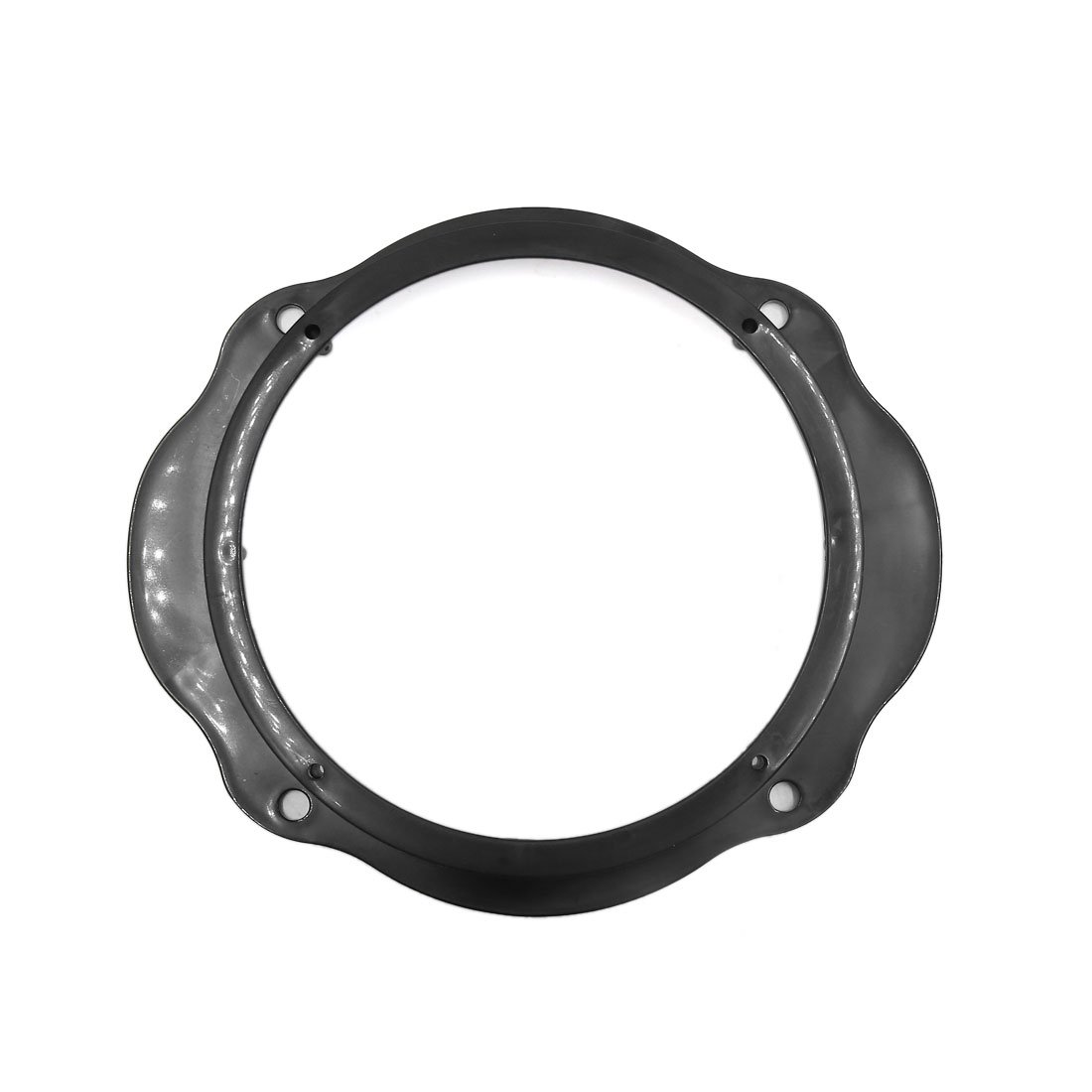 uxcell 2pcs Black 6.5'' Car Stereo Audio Speaker Mounting Spacer Adaptor Rings for Ford by uxcell (Image #5)