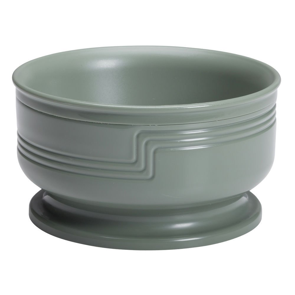 Cambro Shoreline Serving Bowl Meadow Green 9 Oz by CAMBRO MFG COMPANY