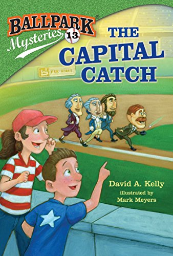 Ballpark Mysteries #13: The Capital Catch