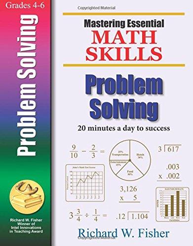Amazon.com: Mastering Essential Math Skills PROBLEM SOLVING ...