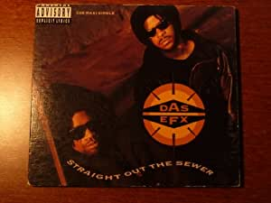 Straight Out the Sewer (CD-5 Remix EP) b/w East Coast & Hard Like a Criminal