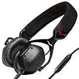 Cheap V-MODA Crossfade M-80 Vocal On-Ear Noise-Isolating Metal Headphone (Shadow)