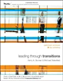 img - for Leading Through Transitions: Participant Workbook, 2-Day (Essential Tools Resource) book / textbook / text book