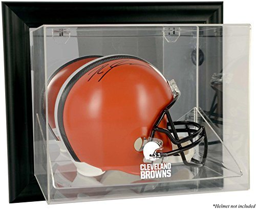 Mounted Memories Cleveland Browns Wall Mounted Helmet Display - Cleveland Browns One Size by Mounted Memories